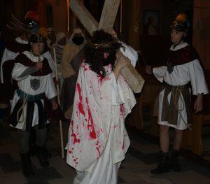 """""""Pasja oczami Marii Magdaleny"""" – próba"""